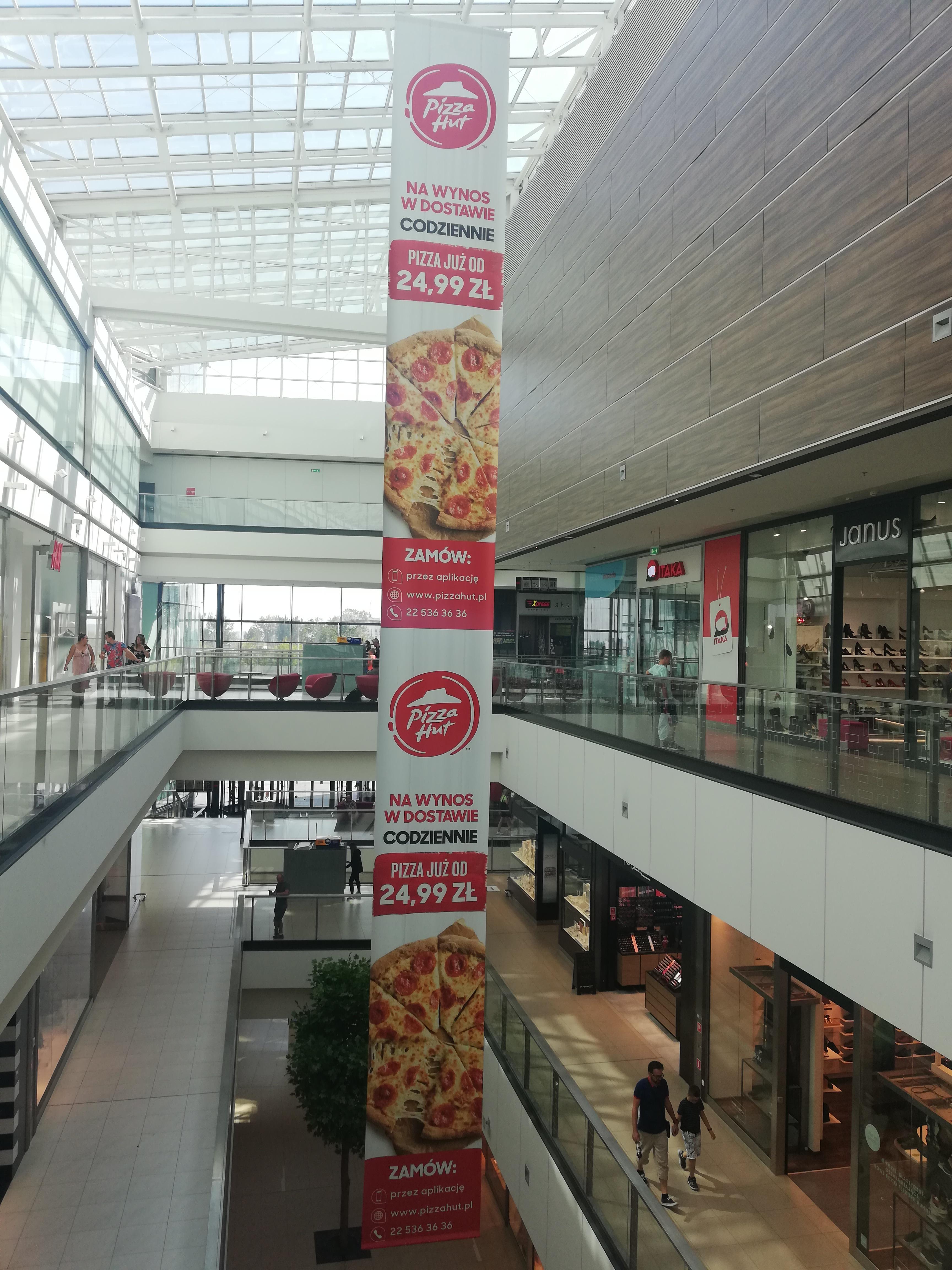Pizza Hut Kraków Bonarka