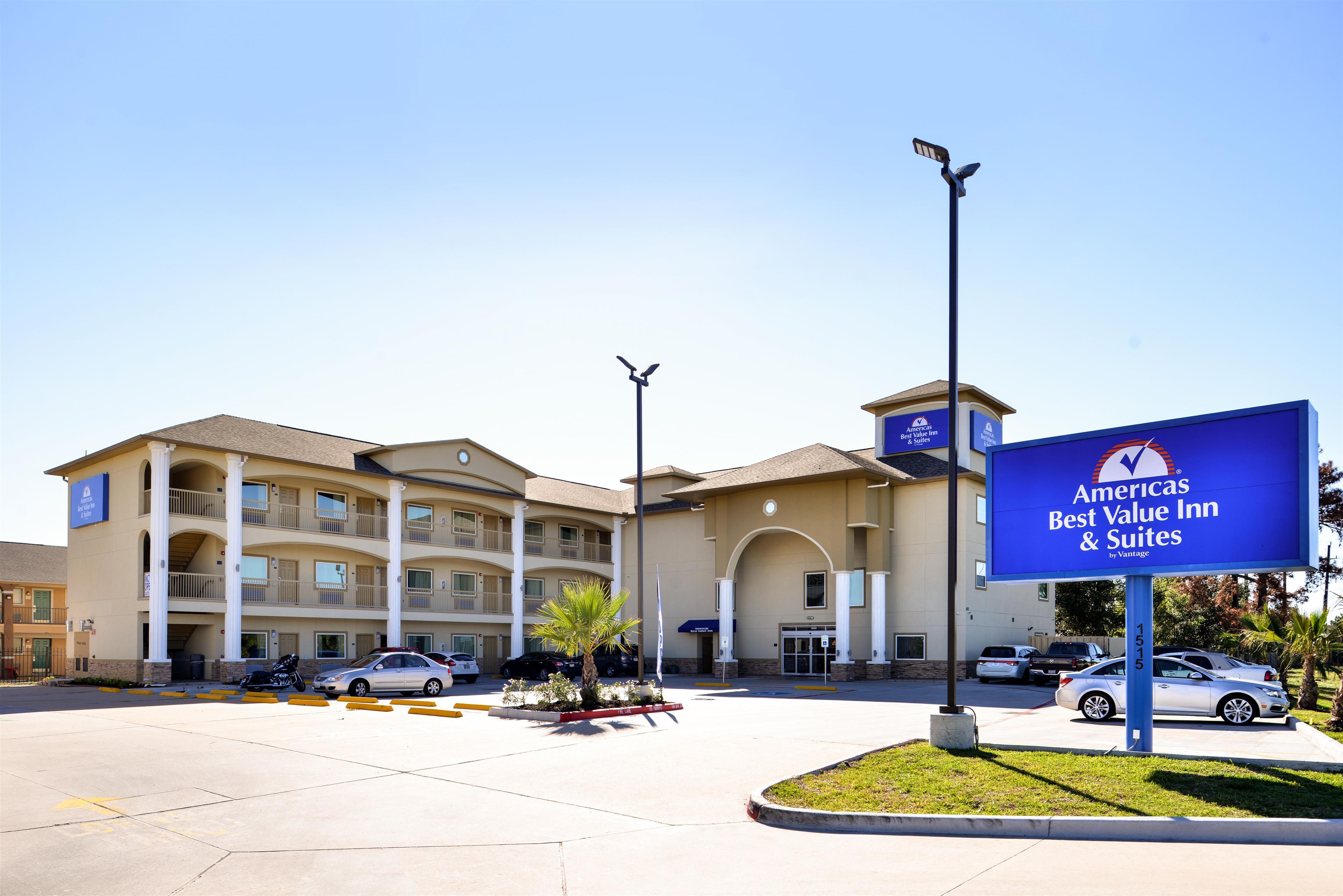 Americas Best Value Inn  U0026 Suites   N  Houston
