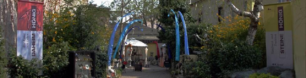 Steine Hönig - Daheim Hönig