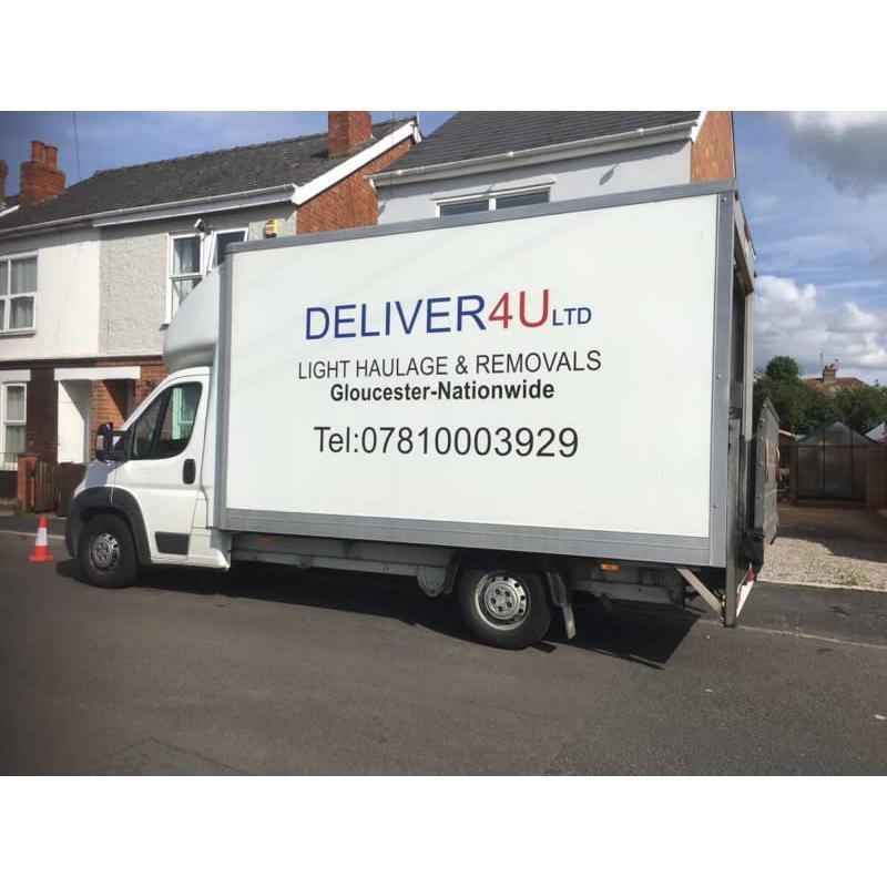 Deliver 4 U Ltd - Gloucester, Gloucestershire GL4 6GE - 07810 003929 | ShowMeLocal.com