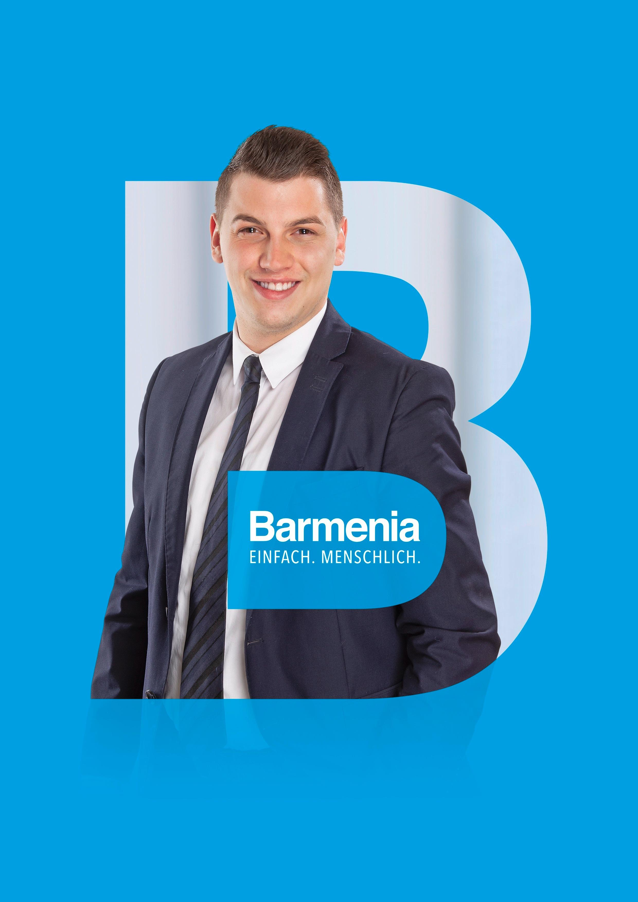 Barmenia Versicherung - Luca Rosati