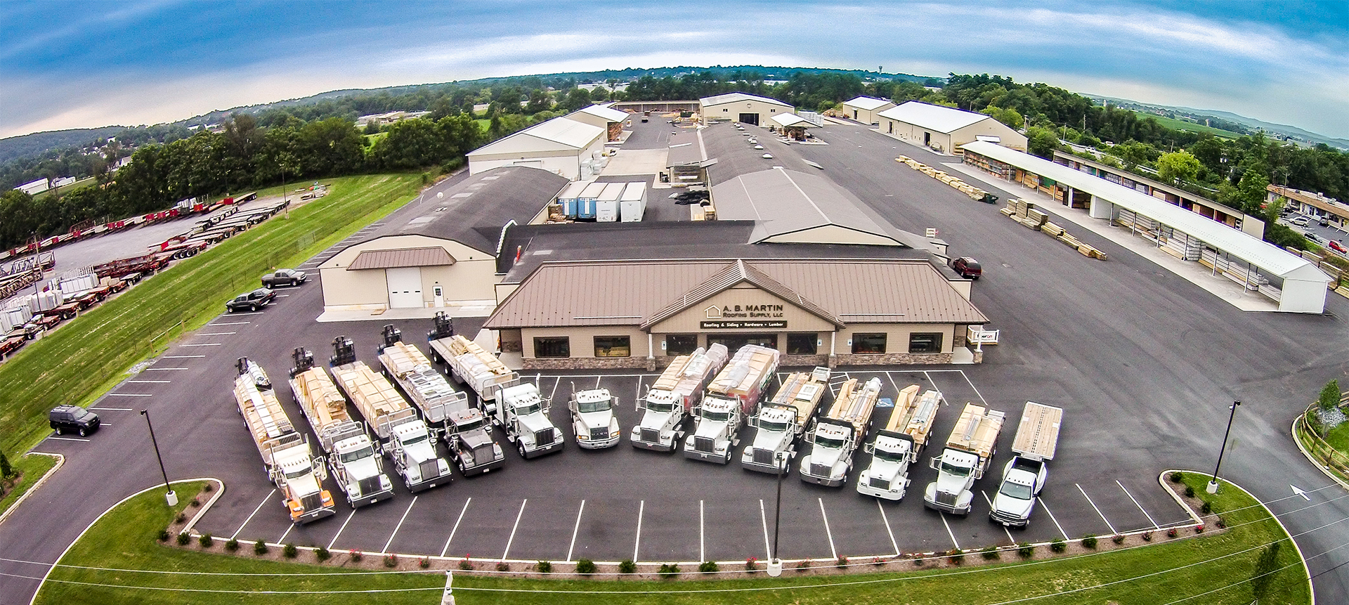 A B Martin Roofing Supply In Ephrata Pa 17522
