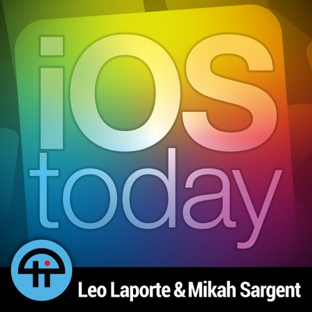 Leo Laporte and Mikah Sargent love their iPhones, iPads, and Apple Watches so much they're hosting iOS Today, the TWiT network's first show highlighting the best apps, most helpful tools, coolest tricks, and essential news surrounding iOS. Contact iOS Today at iOSToday@twit.tv or 757-504-IPAD (4723).