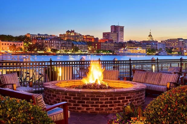 The Westin Savannah Harbor Golf Resort & Spa in Savannah ...