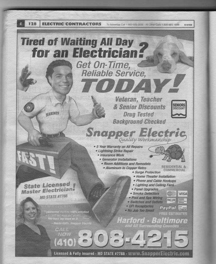Snapper Electric