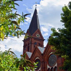 Evangelische Kirche Merscheid - Evangelische Kirchengemeinde Merscheid
