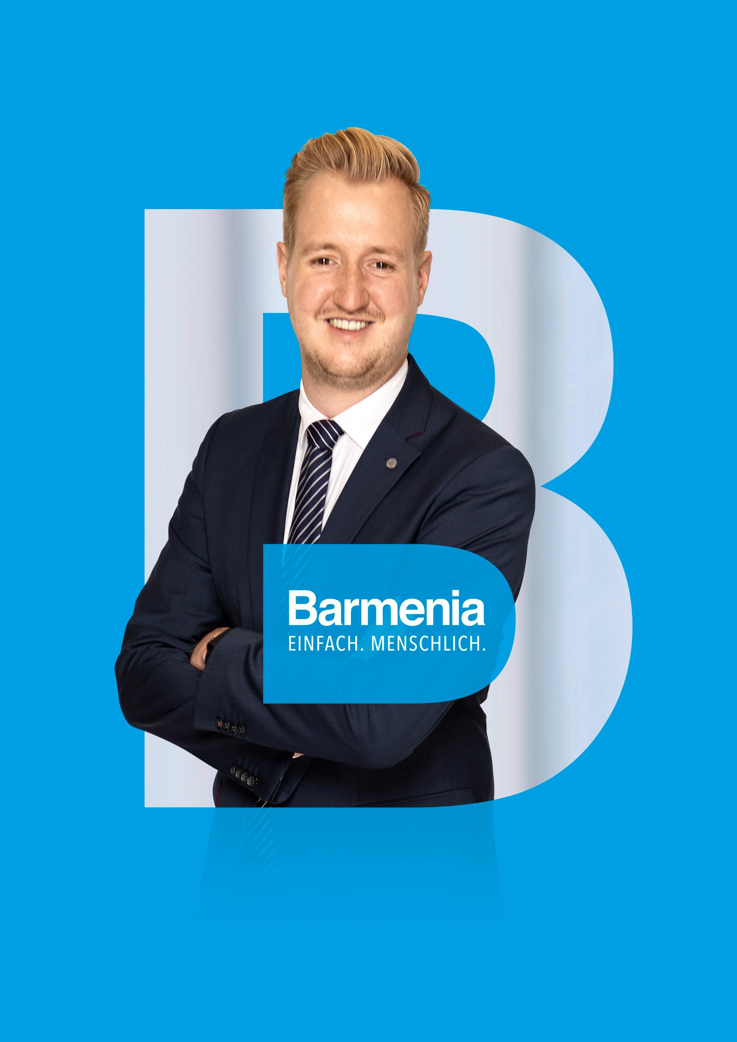 Barmenia Versicherung - Lukas Götz Von Einem genannt von Rothmaler