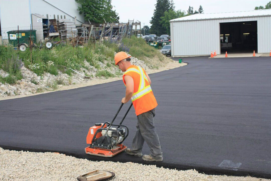 Images Schmidt's Paving Ltd