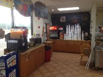 Roadrunners Truck Stop Godfathers Pizza and Krispy Krunchy Chicken image 3