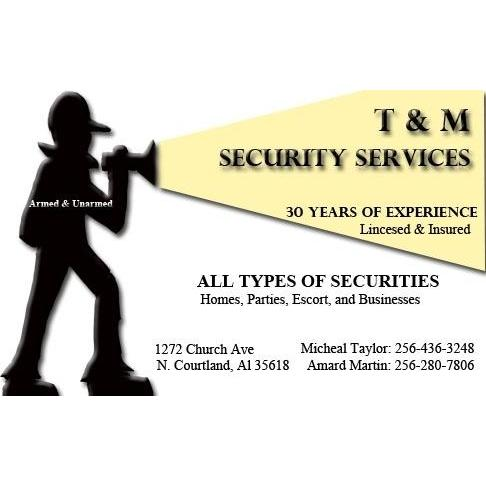 T and M Security, Llc