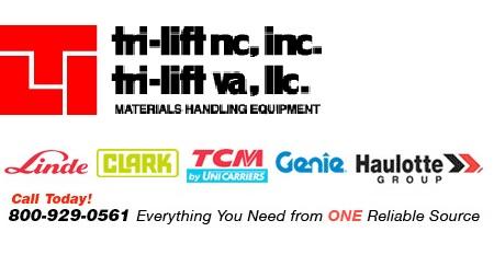 Tri-Lift NC, Inc. - ad image
