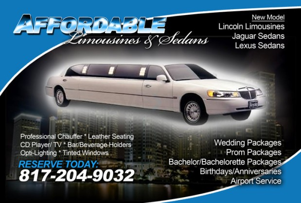 Affordable Limousines