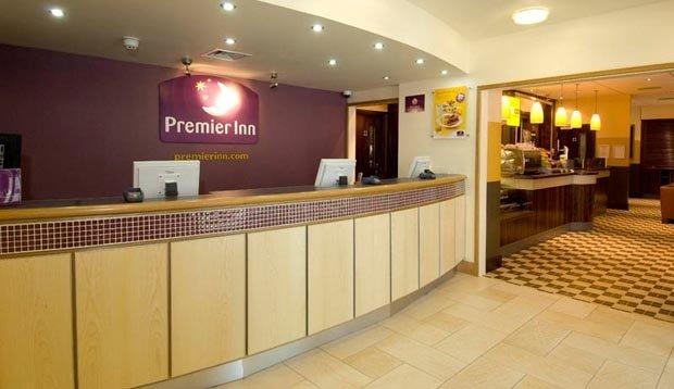 Premier Inn Coventry City Centre Belgrade Plaza