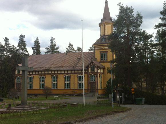 Vilppulan kirkko