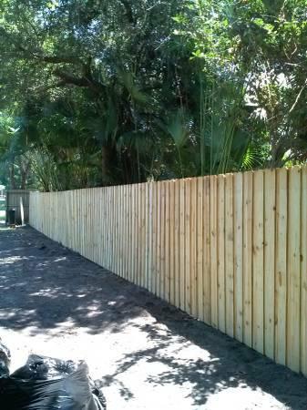 Fence Installation And Repairs Daytona Beach Florida Fl
