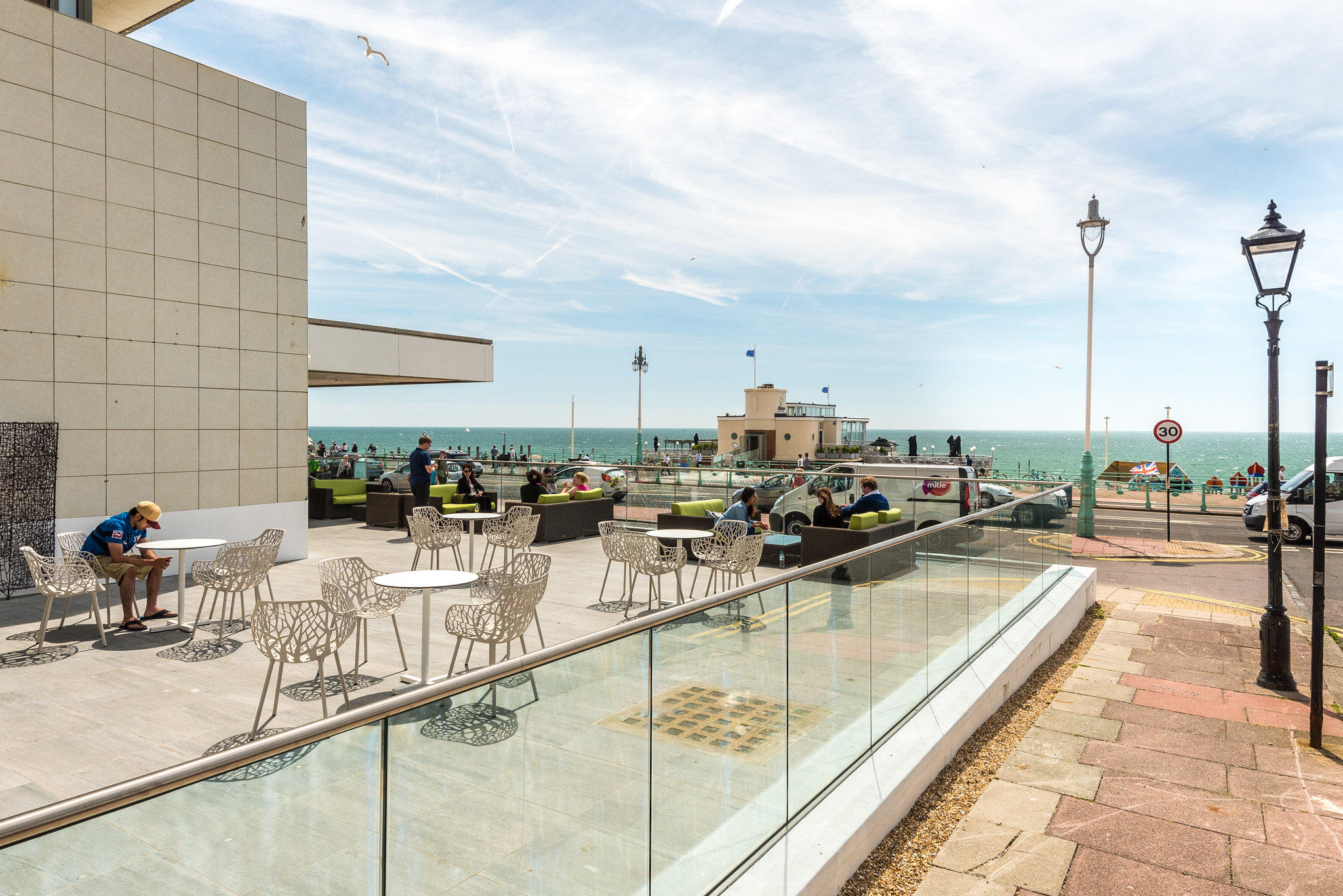 Images Holiday Inn Brighton - Seafront