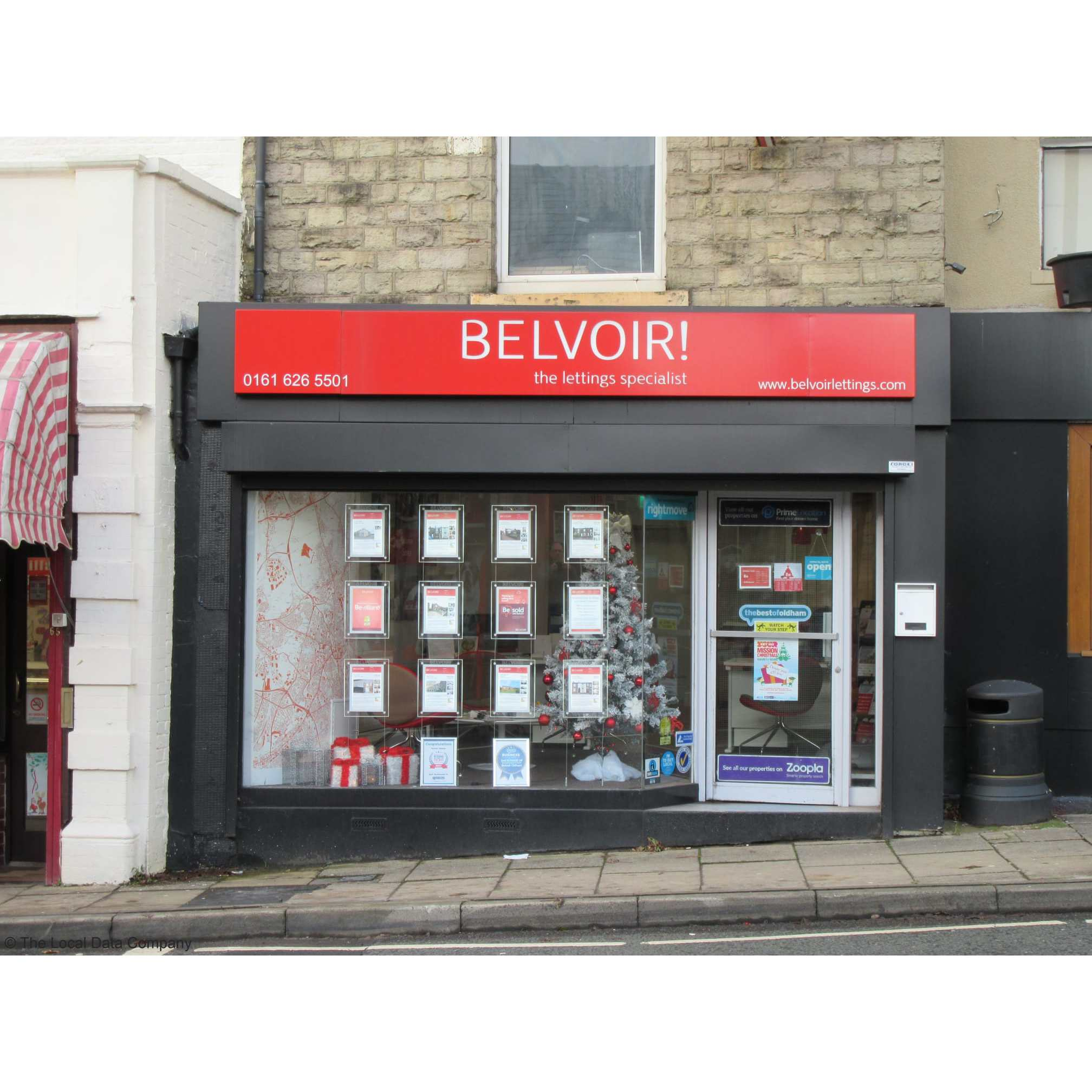 Belvoir Sales & Lettings (Oldham)