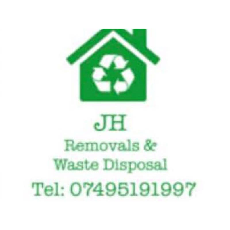 J.H Removals & Waste Disposal - Egham, Surrey TW20 9JA - 07495 191997 | ShowMeLocal.com
