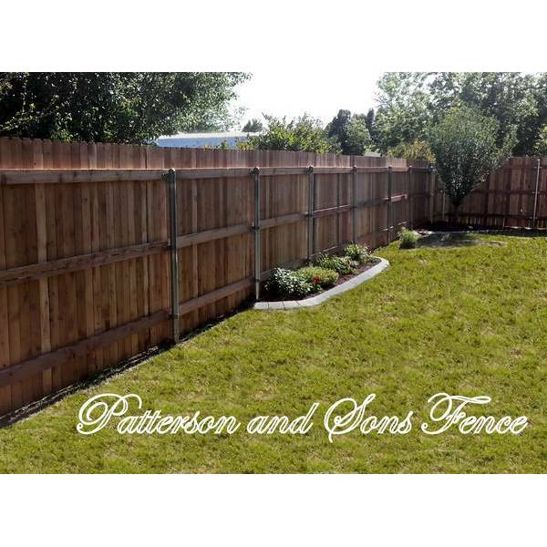 Patterson & Sons Fence