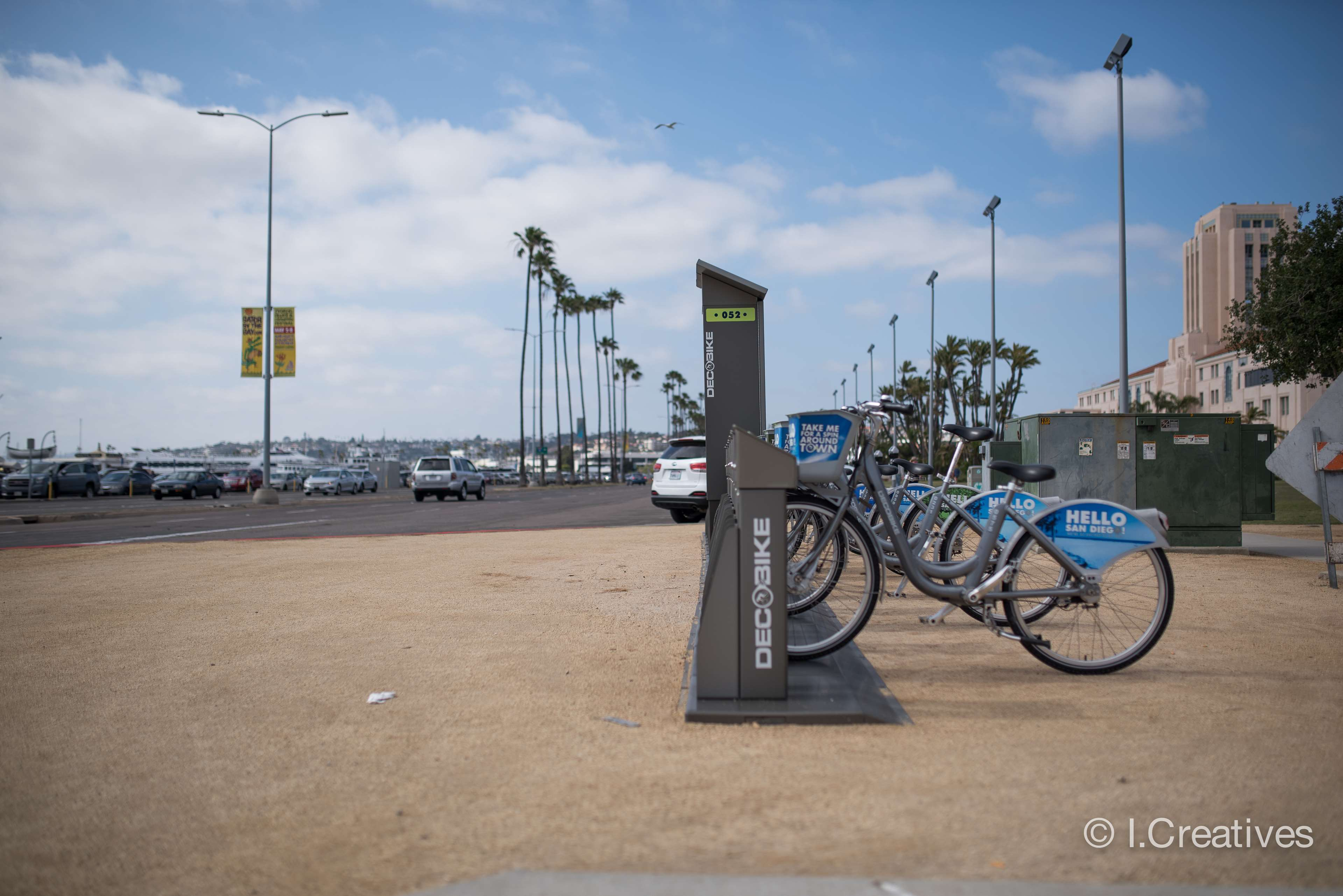 Local Bike Rental Stations