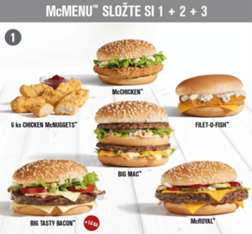 McDonald's - Metropole Zličín