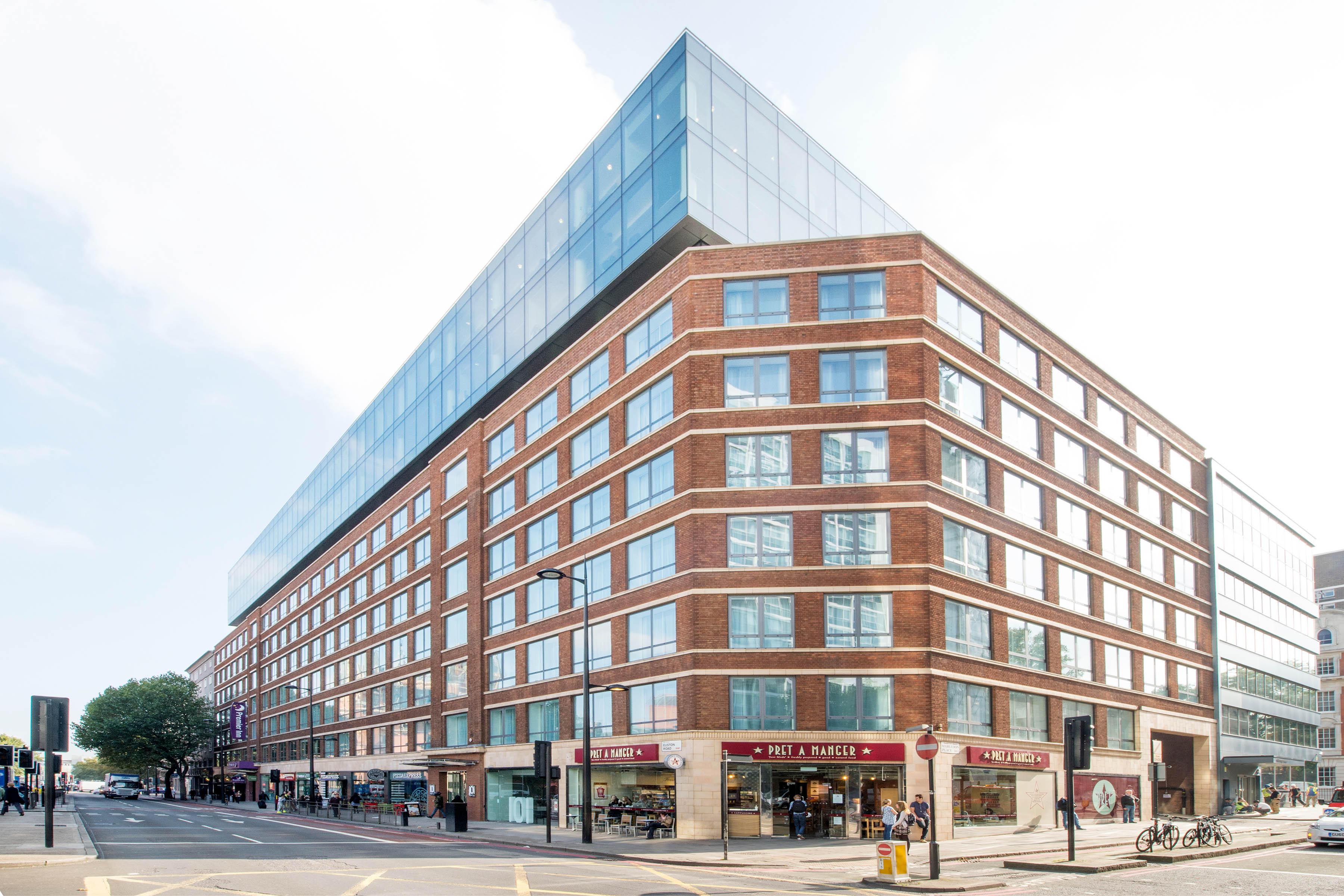 Premier Inn London St Pancras Hotel In London 88 Euston