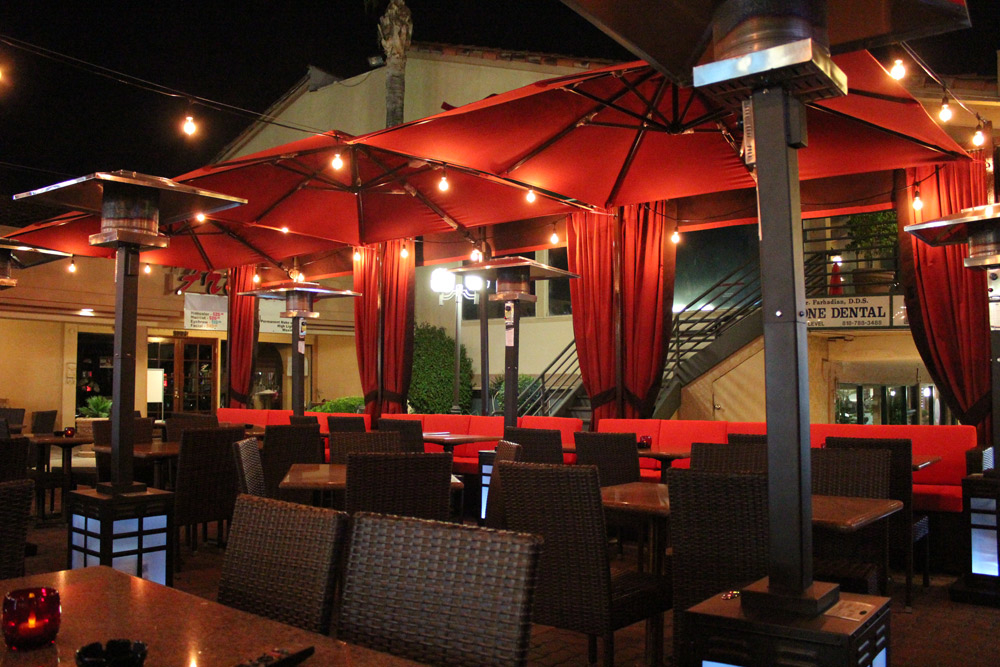 Terrace restaurant lounge encino ca 91316 pennysaverusa for Terrace bar grill