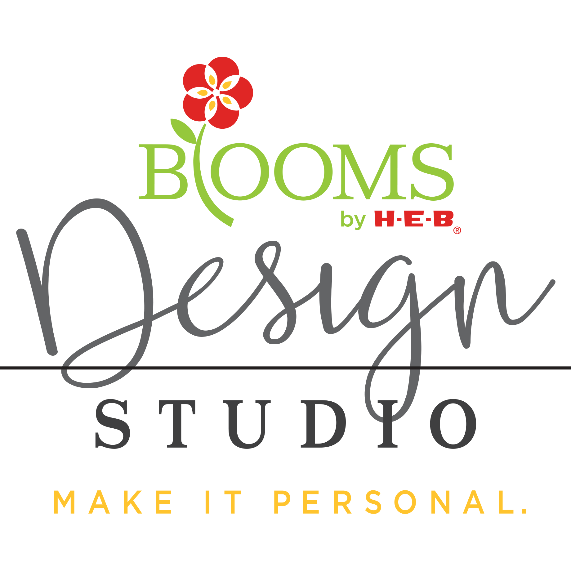 H-E-B Blooms Design Studio