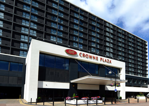 Images Crowne Plaza Birmingham City Centre