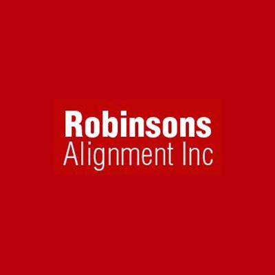 Robinsons Alignment Inc