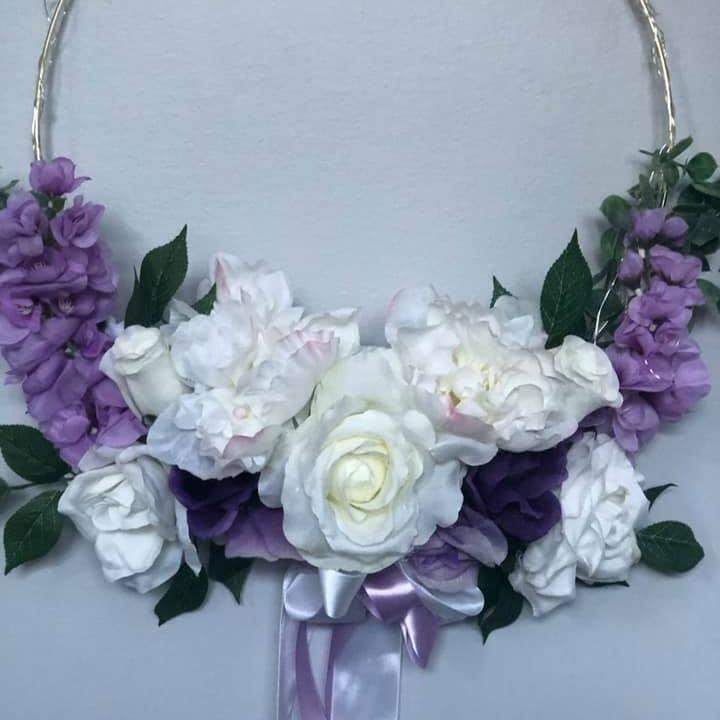 Tina's Beauty Store Inc of Wreaths