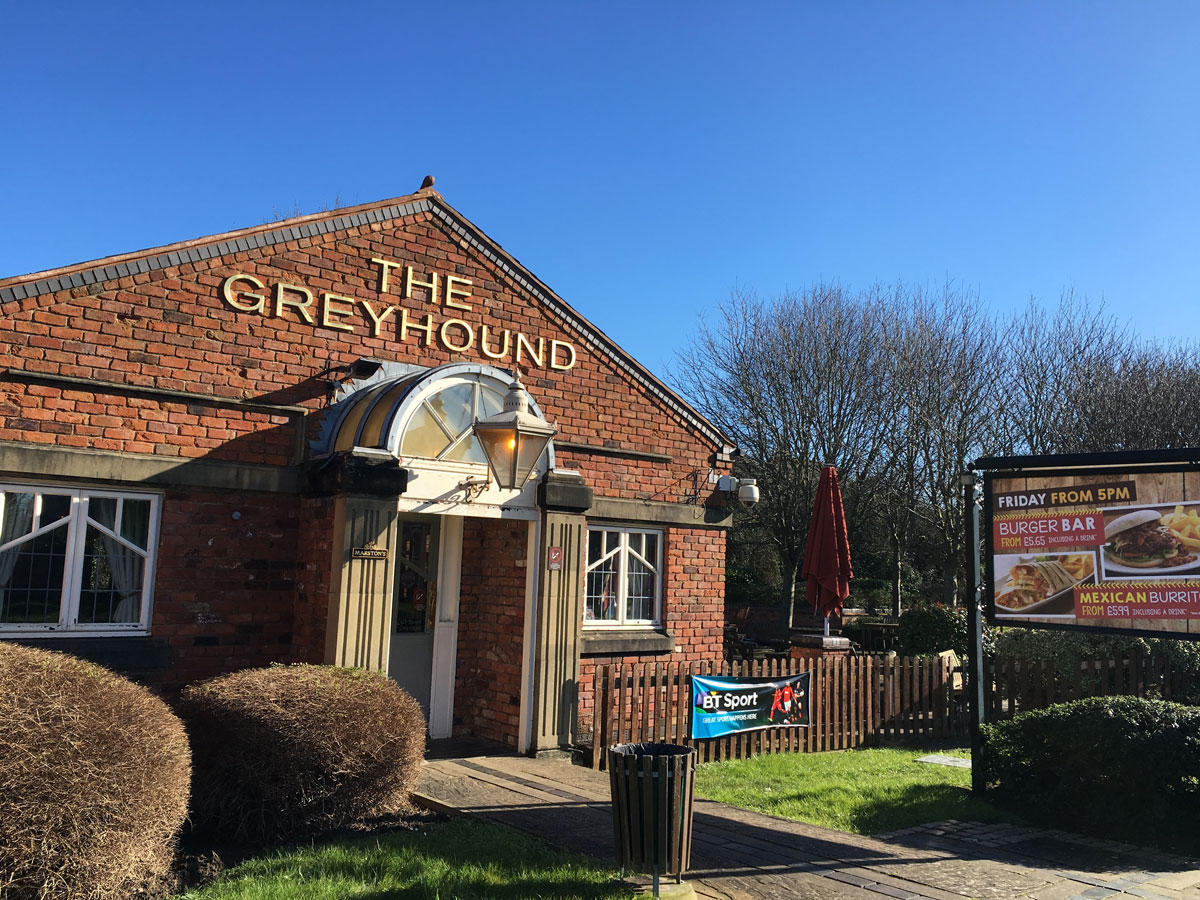 Greyhound Longlevens - Gloucester, Gloucestershire GL2 0XH - 01452 506107 | ShowMeLocal.com