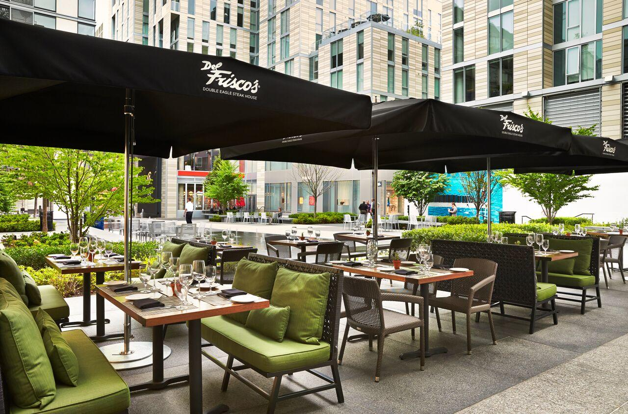 Del Frisco's Double Eagle Steakhouse Washington The Patio private dining room
