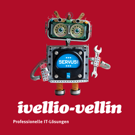 Ivellio-Vellin Logo