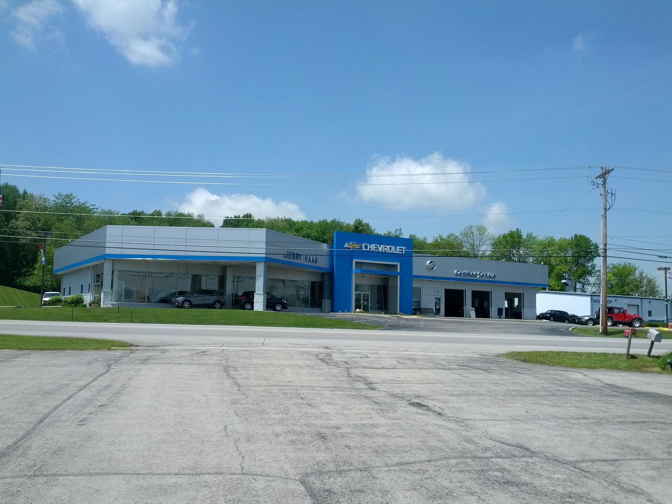 Jerry Haag Motors Inc In Hillsboro Oh 45133