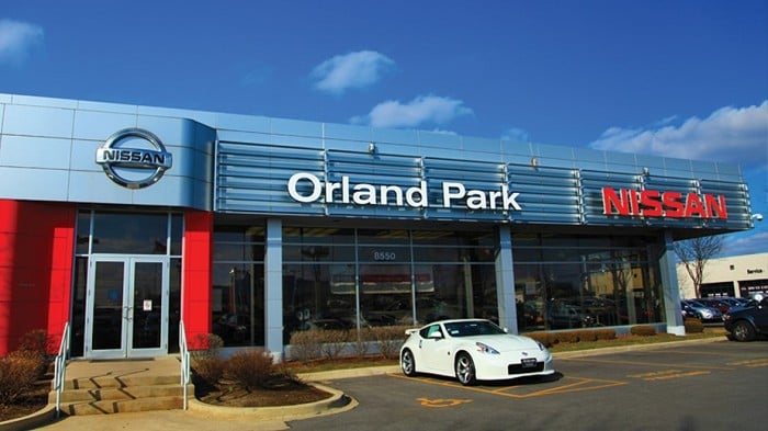 Nissan Car Dealership In Orland Park Il