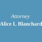 Attorney Alice L Blanchard