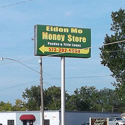 Eldon Mo Fast Food