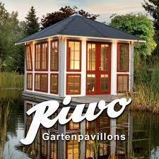 Riwo Gartenpavillons Logo