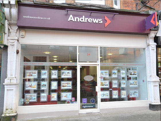 Andrews Land & New Homes South East Redhill 01737 856700