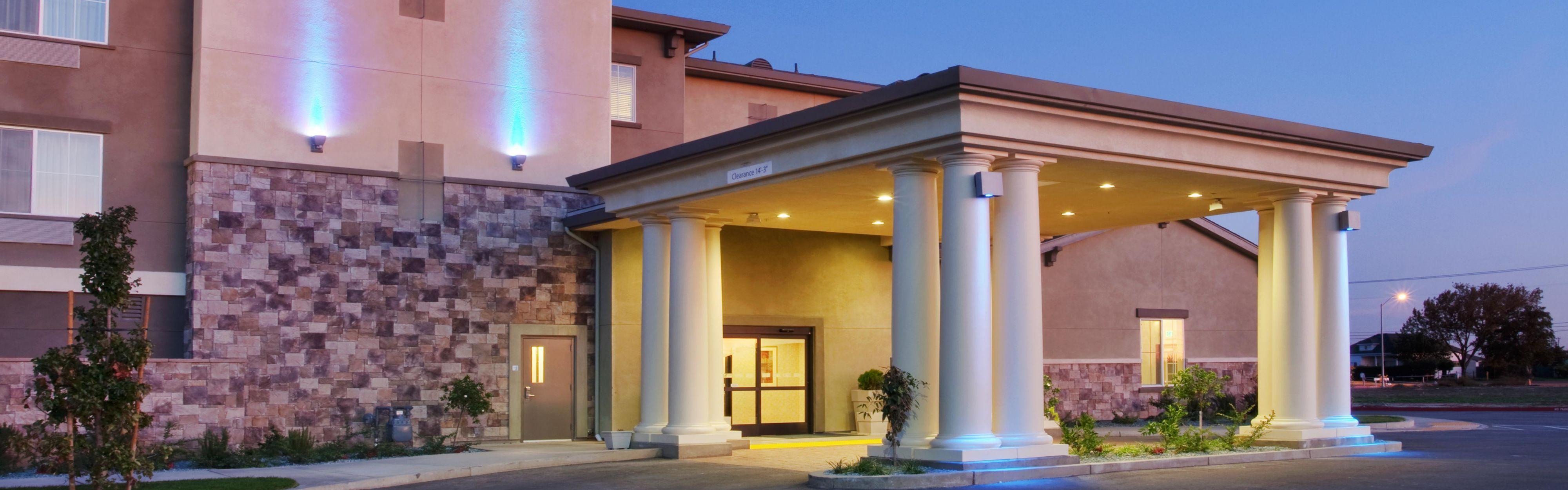 Holiday Inn Express Lodi  Lodi California  Ca