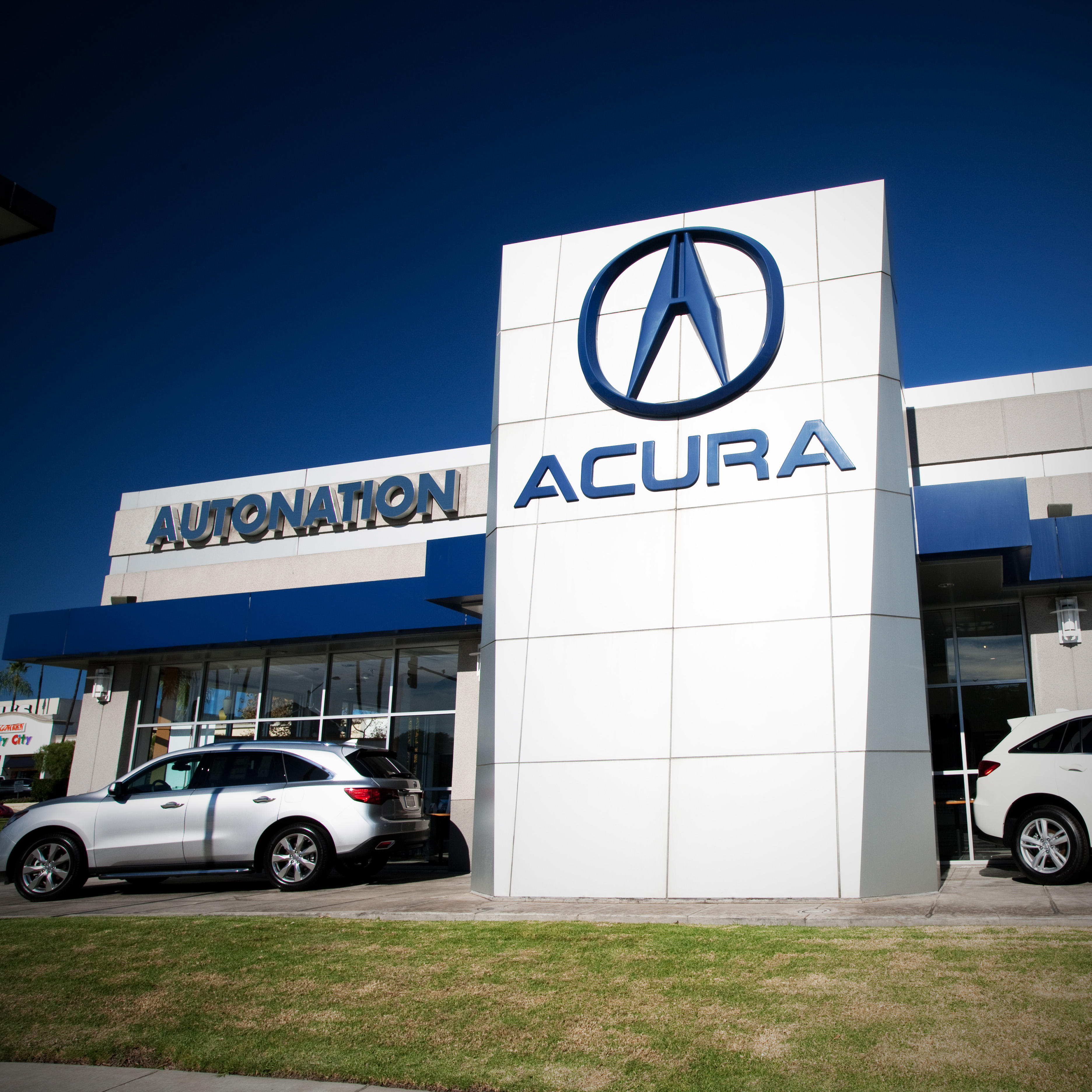 AutoNation Acura South Bay In Torrance, CA