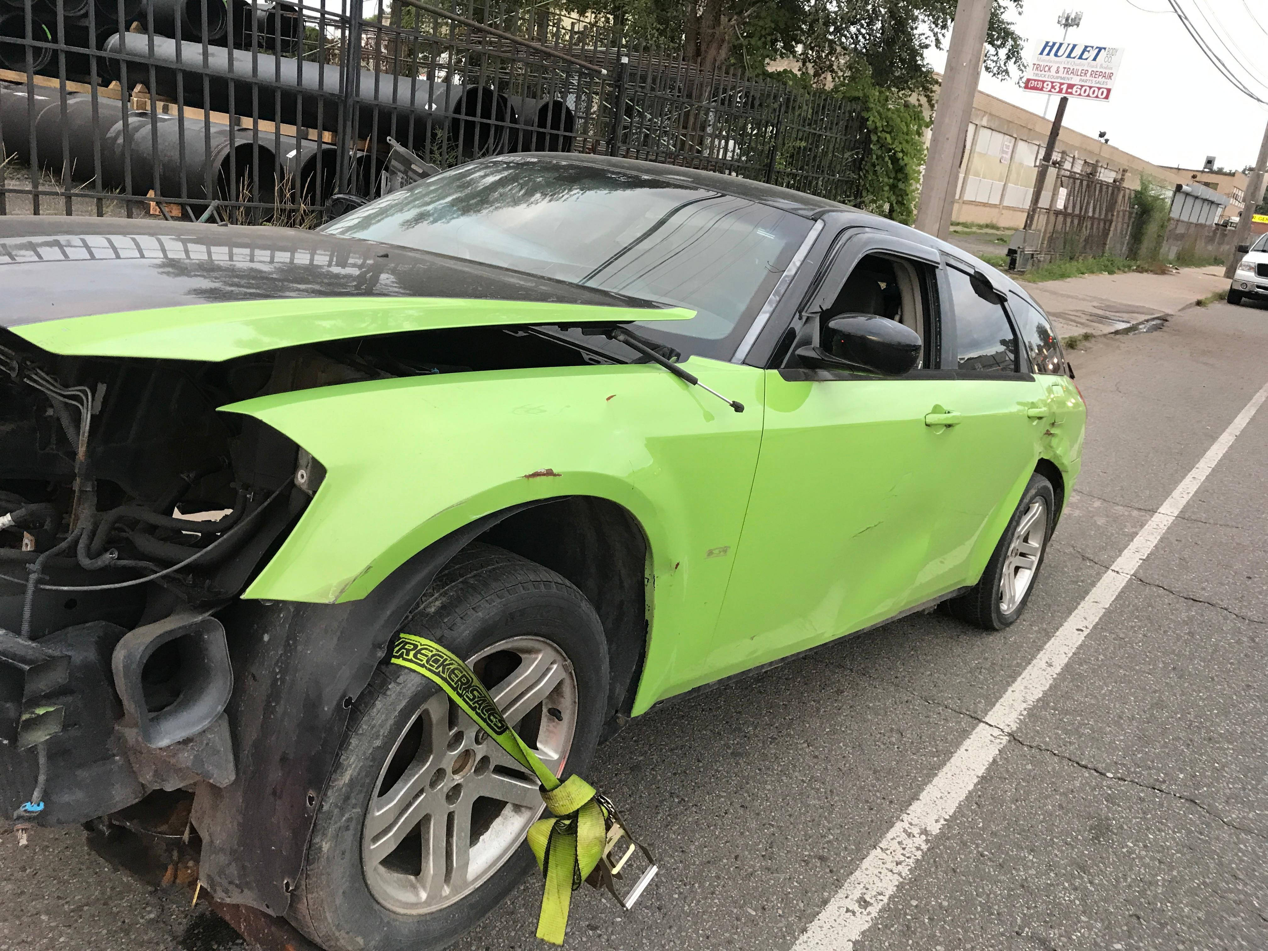 Junk Car Top Dollar - Salvage Dearborn Michigan