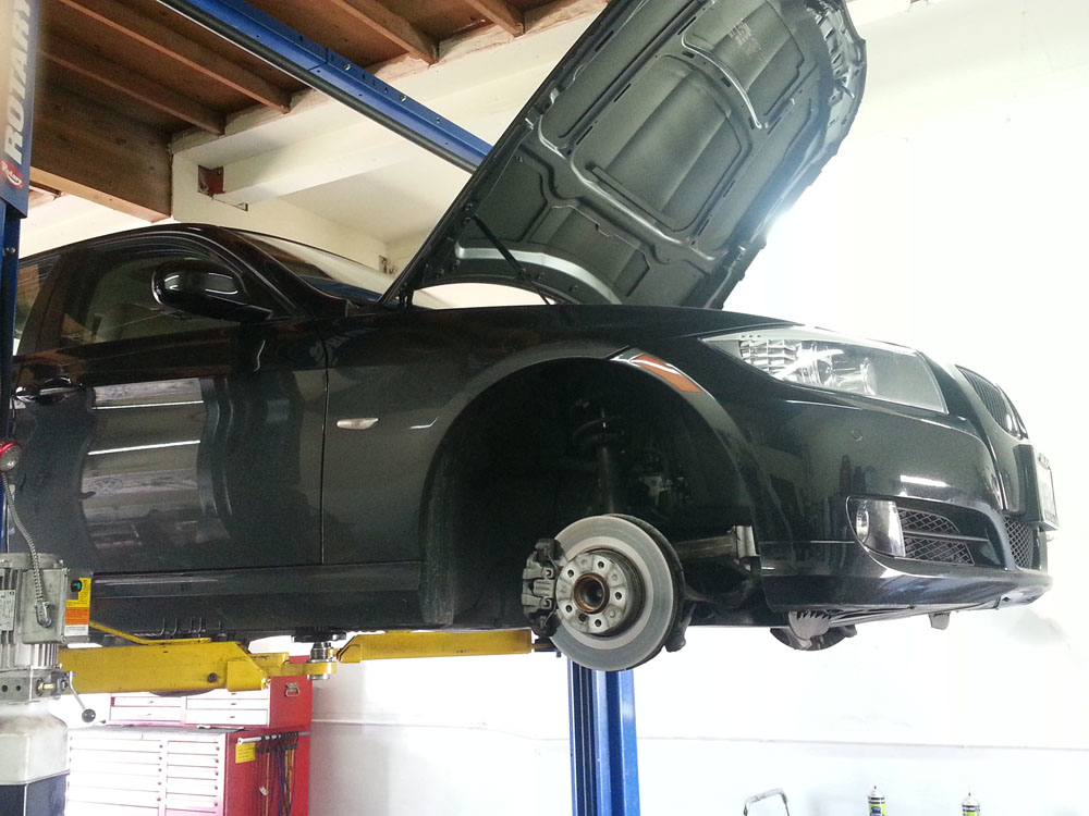 Master automotive audi bmw mercedes mini porsche repair for Mercedes benz repair san jose