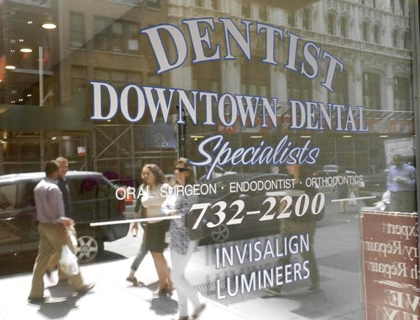 The Holistic Dentists team provides services for many aspects of oral health.