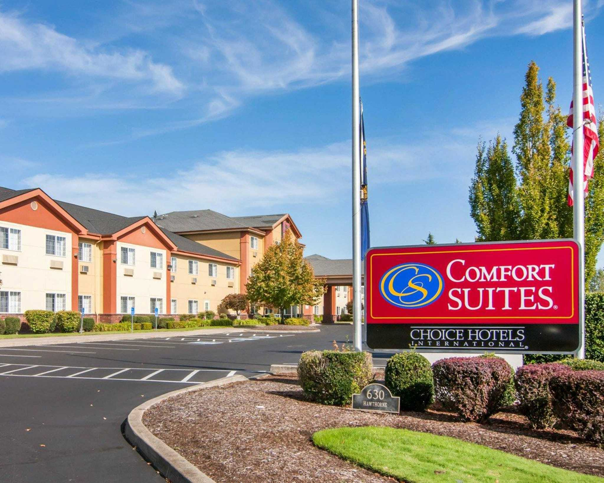 Motels Near Salem Oregon