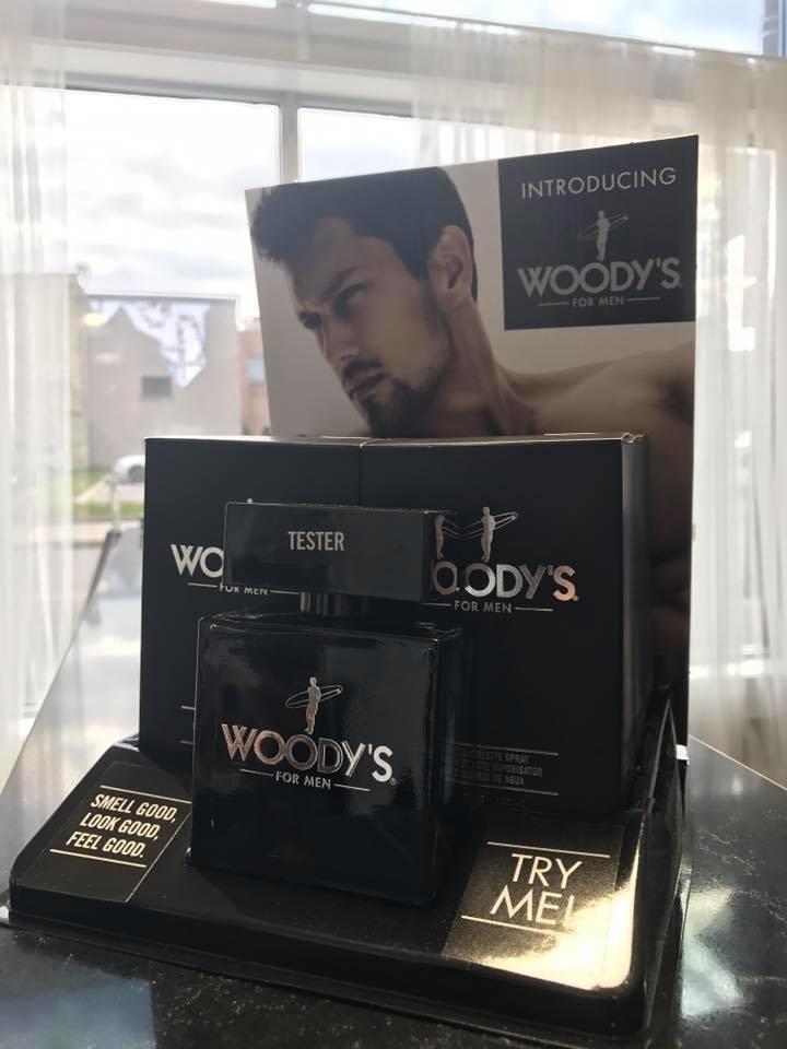 Wispers Hair & Day Spa in Cambridge: Men's cologne