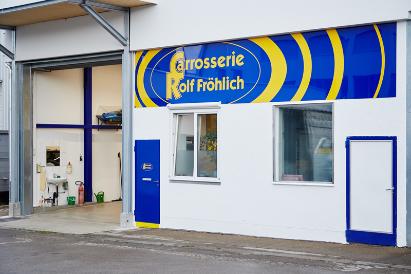 Carrosserie Rolf Fröhlich