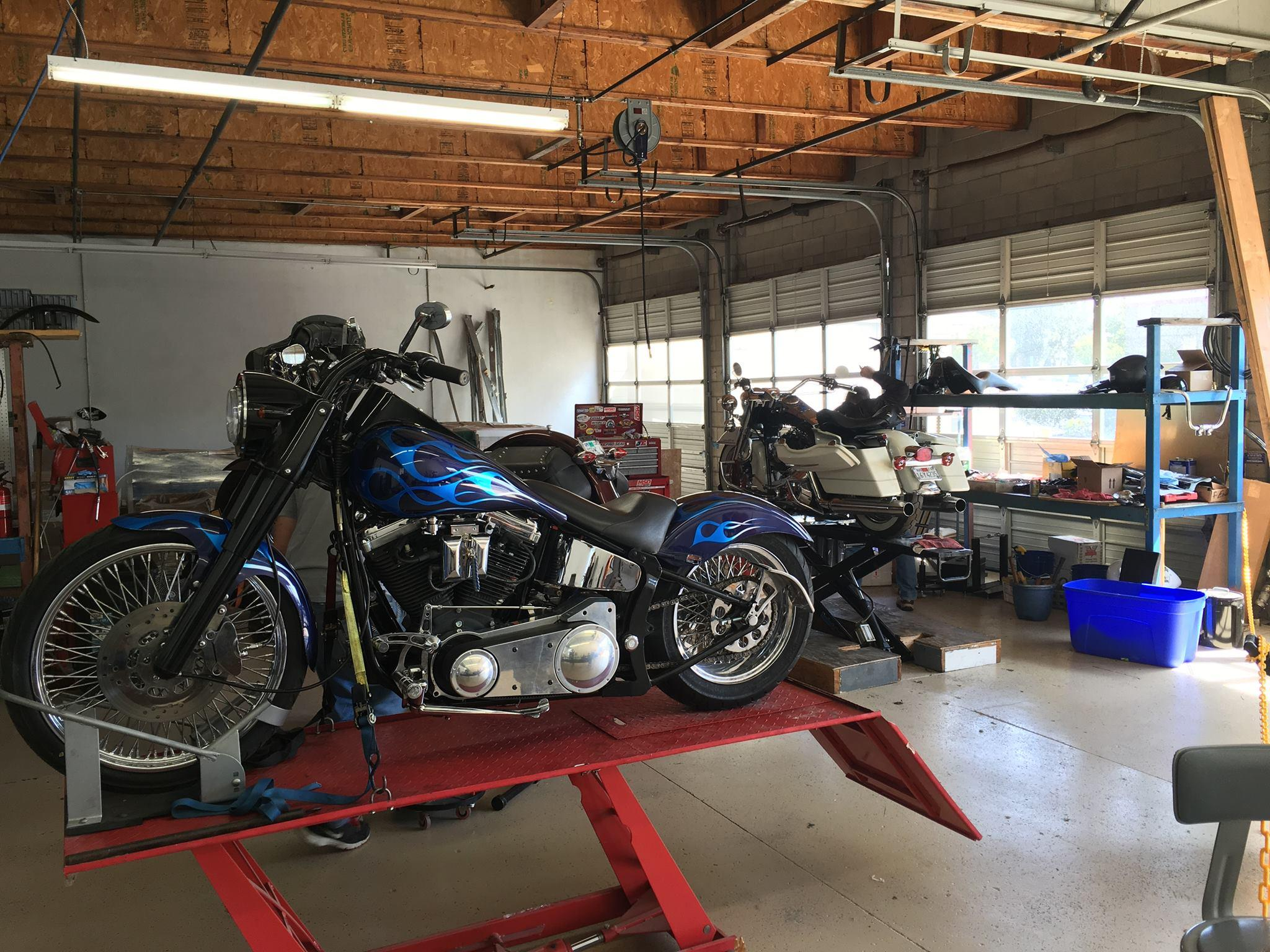 American heritage motorcycle service ventura california for Motor scooter store near me