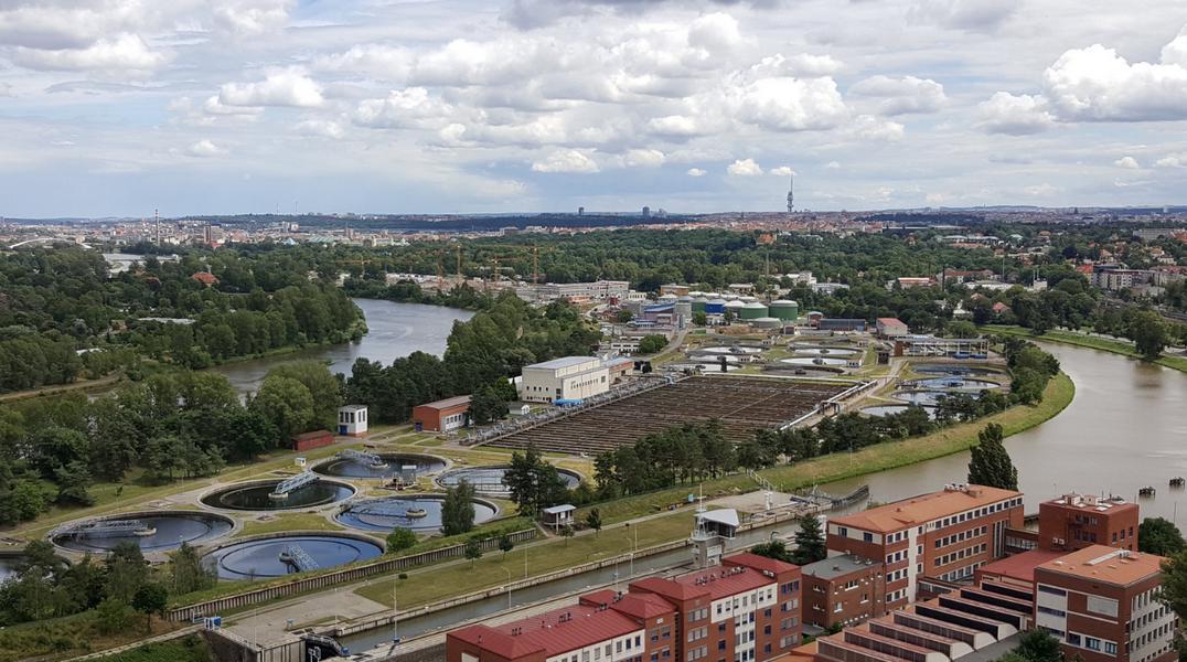 Pražské vodovody a kanalizace, a.s.